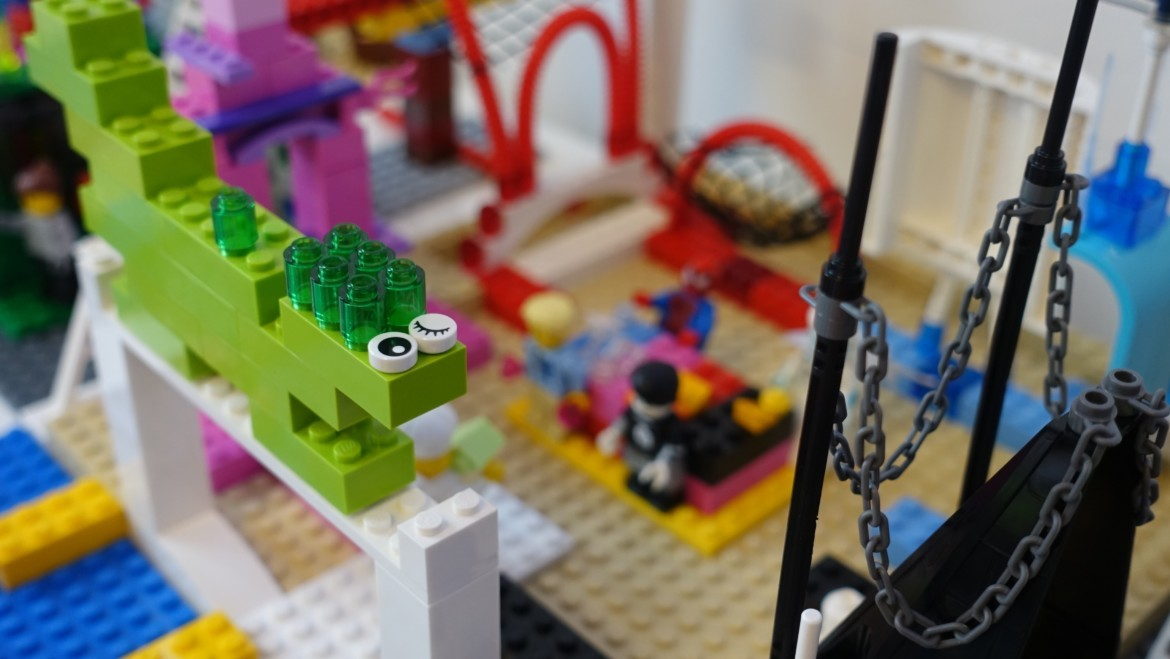 Design Thinking & Lego Serious Play